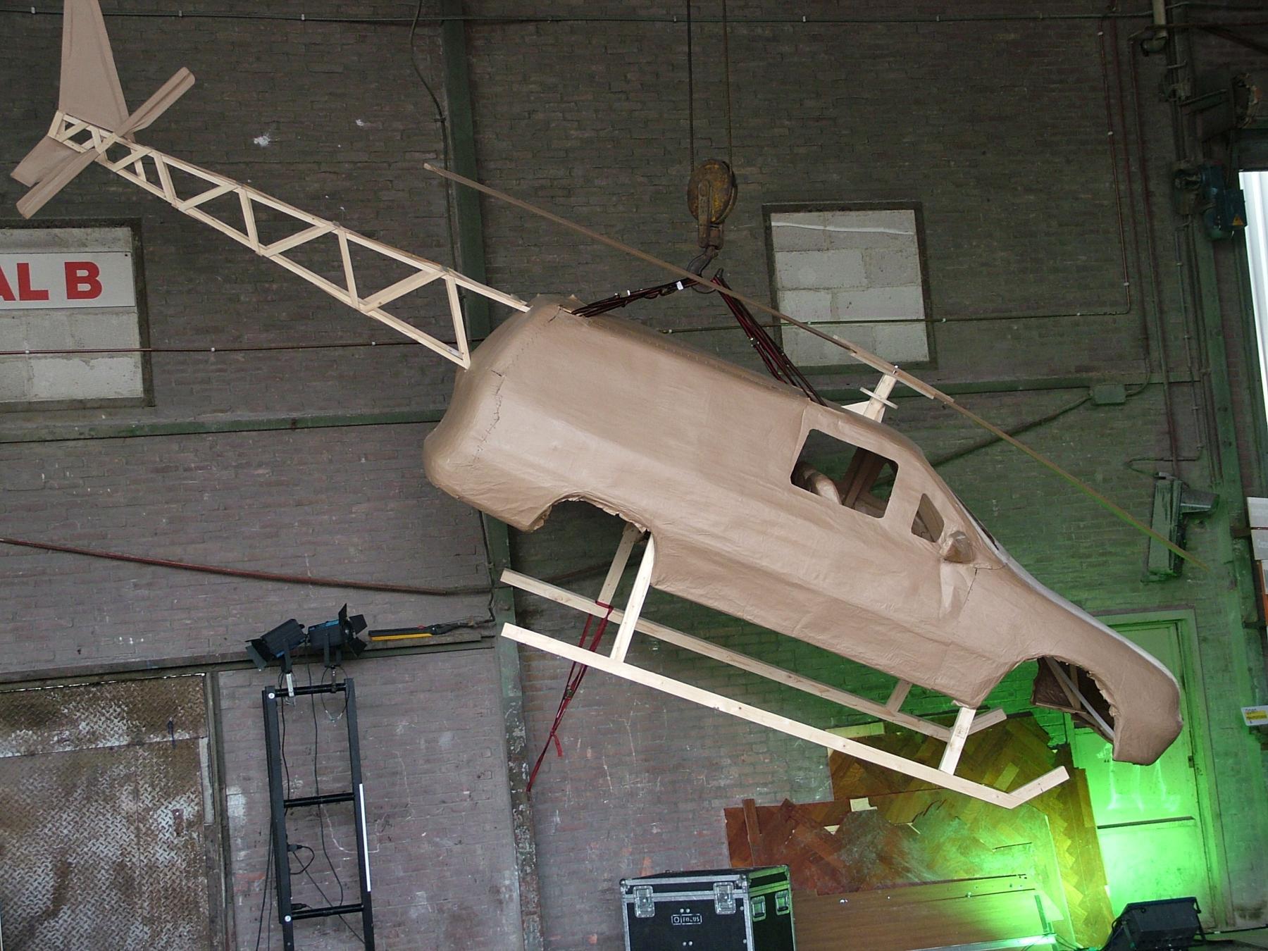 De Opelcopter